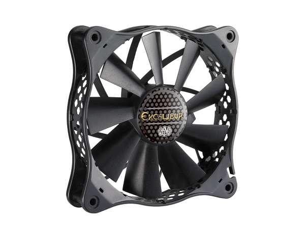 Cooler 120x120mm Cooler Master Excalibur - Baromet