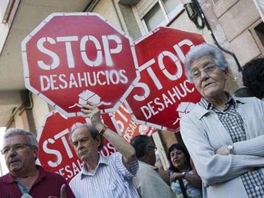 stop desahucios - Noticias