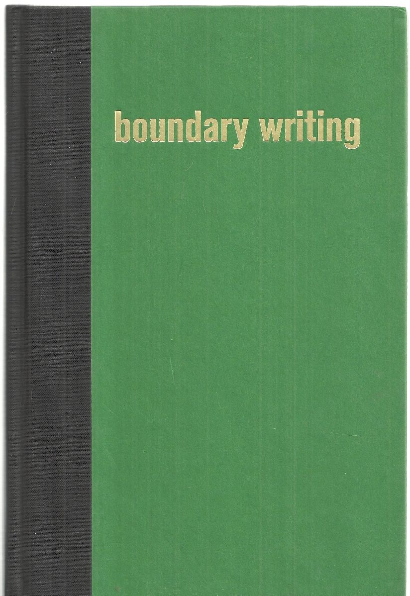 Boundary Writing: An Exploration of Race, Culture, and Gender Binaries in Contemporary Australia (Writing Past Colonialism)
