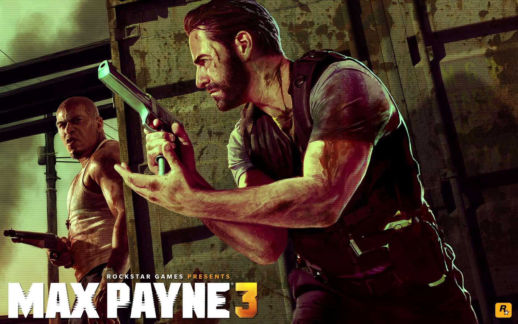 Max Payne 3 de Rockstar