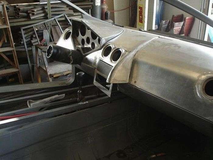 47487 - Convertir de Pontiac a Lamborghini Reventon