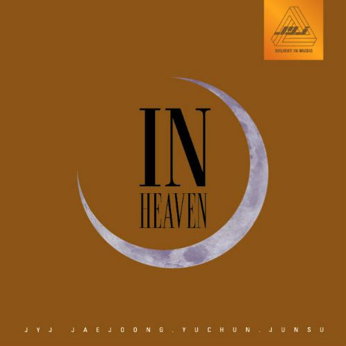 [Album] JYJ   In Heaven