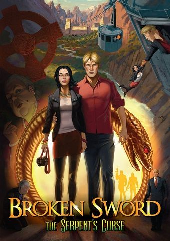 [PC] Broken Sword 5 - the Serpent's Curse - Episode One - SUB ITA