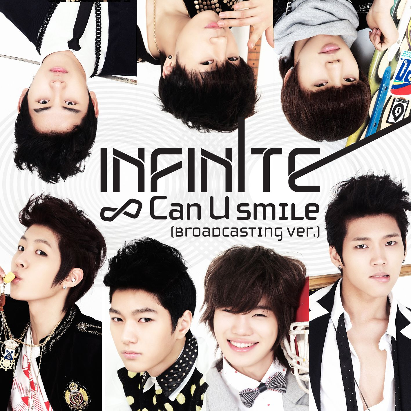Download [Single] Infinite – Can U Smile Broadcasting Ver.