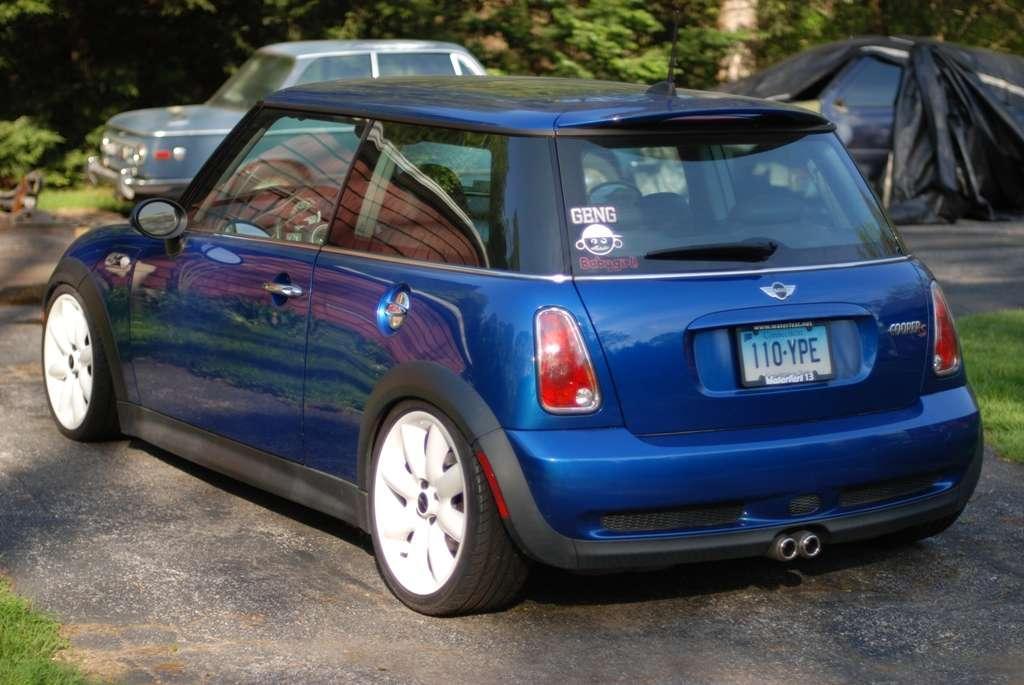 Wtt 2006 Mini Cooper S Hyper Blue In Ct