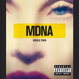 Madonna MDNA World Tour 2013 full album